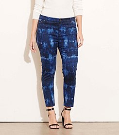 Lauren Ralph Lauren® Plus Size Premier Cropped Skinny Jeans