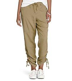 Lauren Ralph Lauren® Twill Skinny Pants