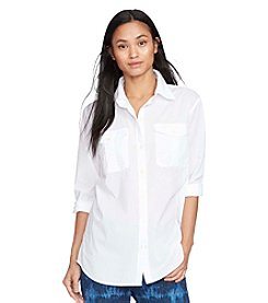 Lauren Jeans Co.® Cotton Workshirt