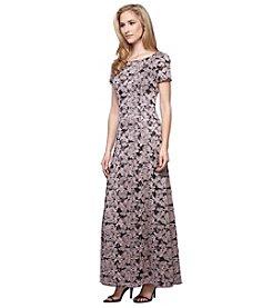 Alex Evenings® Long Lace Gown
