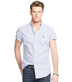 Polo Ralph Lauren® Men's Big & Tall Long Sleeve Button Down Sportshirt
