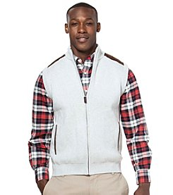 Chaps® Men's Fancy Sweater Vest