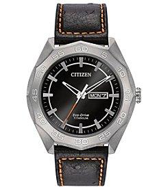 Citizen® Men's Eco-Drive Super Titanium Watch