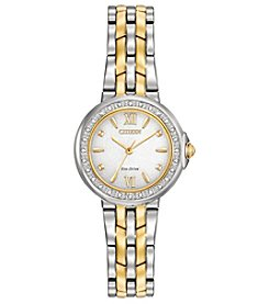 Citizen® Women's Eco-Drive Watch with Diamond Accents