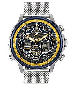 Citizen® Men's Eco-Drive Blue Angels Navihawk A-T Watch