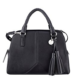 Nine West® Tasseled And Tied Satchel