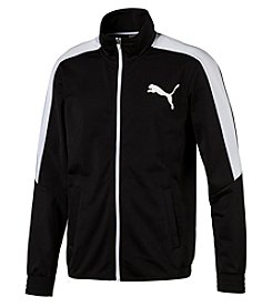 PUMA® Men's Contrast Track Jacket