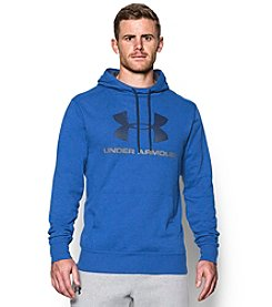 Under Armour® Men's Sportstyle Fleece Graphic Hoodie