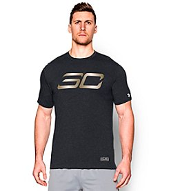 Under Armour® Men's Curry MVP Short Sleeve Tee