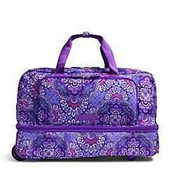 Vera Bradley® Lighten Up Wheeled Carry On Luggage