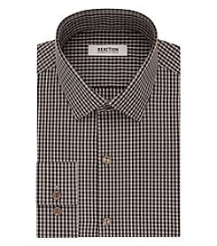 Kenneth Cole REACTION® Men's Blackstone Print Long Sleeve Dress Shirt