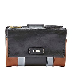 Fossil® Ellis Patchwork Multifunction Wallet