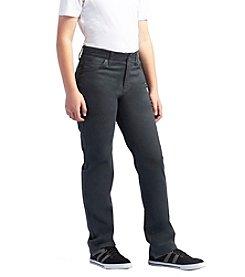 Lee® Boys' 4-18 Stretch Twill Jeans
