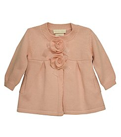 Bonnie Jean® Baby Girls' Rosette Cardigan