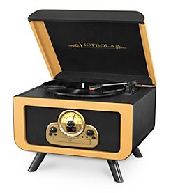 Victrola® 5-In-1 Vintage Record  Player With Bluetooth And CD Player