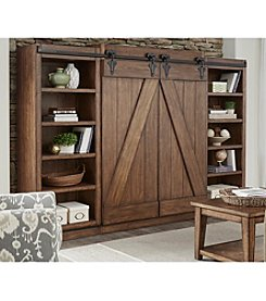 Liberty Furniture Lancaster Entertainment Center Collection
