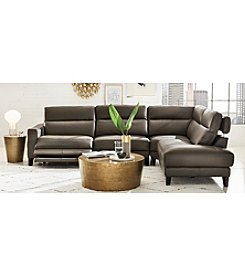 Natuzzi Editions® Dempsey Sectional