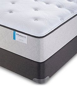 Sealy® Posturepedic® Anniversary Plush Mattress & Box Spring Set
