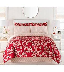 LivingQuarters Yasmin 8-Piece Comforter Set
