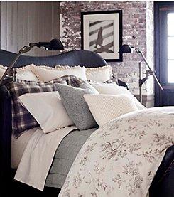 Ralph Lauren Hoxton Bedding Collection