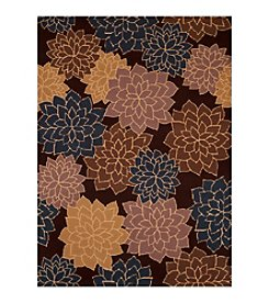 United Weavers Encore Collection Hydrangea Rug