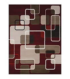 United Weavers China Garden Collection Jazz Runner