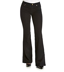 MICHAEL Michael Kors® Solid Flared Jeans