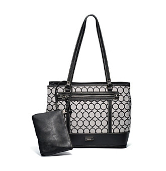 Nine West® 9 Jacquard Tote
