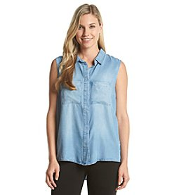 Nine West Jeans® High-Low Top