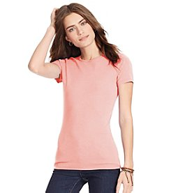 Lauren Jeans Co.® Stretch-Cotton T-Shirt