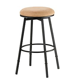 Hillsdale® Sanders Adjustable Backless Bar Stool