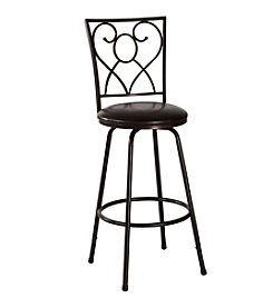 Hillsdale® Bellesol Adjustable Swivel Stool