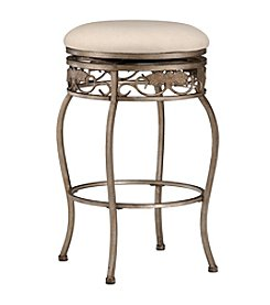 Hillsdale® Bordeaux Backless Swivel Stool