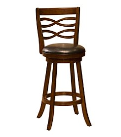 Hillsdale® Elkhorn Swivel Stool