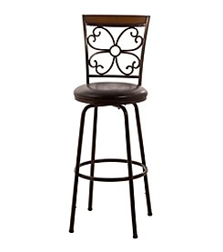 Hillsdale® Garrison Adjustable Swivel Stool