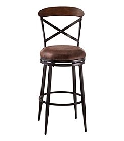 Hillsdale® Henderson Swivel Counter Stool