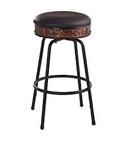 Hillsdale® Howard Backless Metal Adjustable Barstool