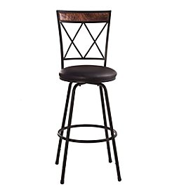 Hillsdale® Howard Metal Adjustable Barstool