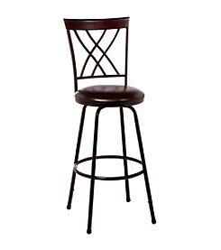 Hillsdale® Northland Adjustable Swivel Stool