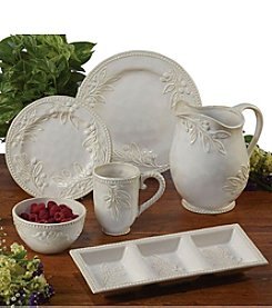 Certified International by Karidesign Bianca Ivory Dinnerware Collection