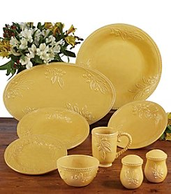 Certified International by Karidesign Bianca Gold Dinnerware Collection