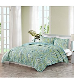Echo Design™ Kelly Paisley Quilt Set