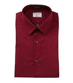 John Bartlett Statements Men's Slim Fit Stretch Dress Shirt