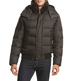 Andrew Marc® Men's Rockingham Puffer Bomber Jacket