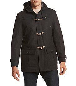 Nautica® Men's Wool Toggle Coat