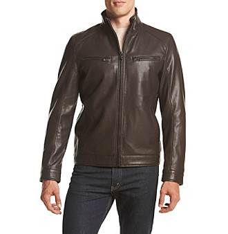 0b133e4e8 UPC 883661646448 - Michael Kors® Men's Taos Faux Leather Jacket ...