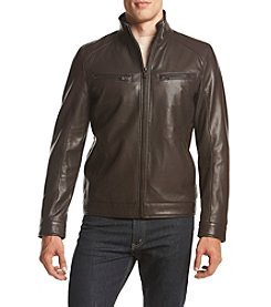 Michael Kors® Men's Taos Faux Leather Jacket