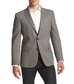Tommy Hilfiger® Men's Ethan Grey Herringbone Sport Coat
