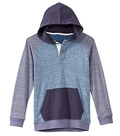 Ruff Hewn Boys' 8-20 Colorblock Pullover Hoodie