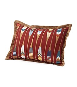 Ruff Hewn Oars Decorative Pillow